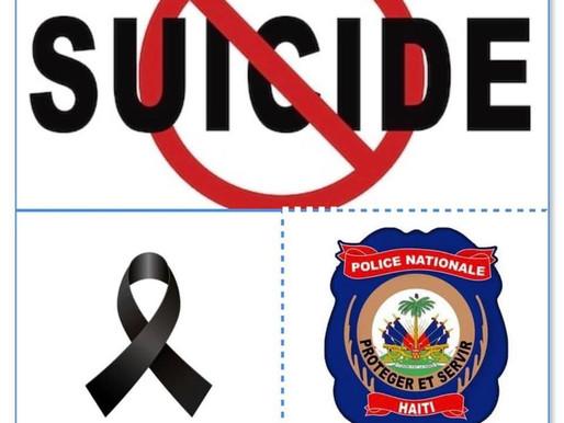 DRAME : UN POLICIER S'EST SUICIDÉ À CROIX-DES-BOUQUETS