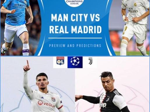 FOOTBALL : LIGUE DES CHAMPIONS, LE REAL MADRID ET LA JUVENTUS ÉCLIPSÉS.