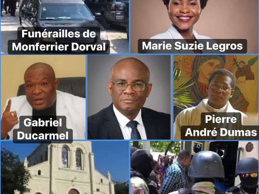FUNÉRAILLES DU BÂTONNIER: LA FAMILLE A OPTÉ POUR L'INTIMITÉ