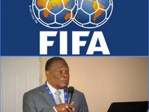 FOOTBALL: LA SUSPENSION D'YVES JEAN BART, PROLONGÉE DE 90 JOURS PAR LA FIFA