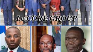 SUCCESSION DU PRÉSIDENT JOVENEL MOÏSE : LE CORE GROUP HABILITE ARIEL HENRY À FORMER UN GOUVERNEMENT