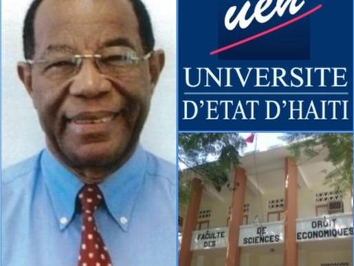 NÉCROLOGIE: DÉCÈS DU VICE-DOYEN CHARLES DUMOND POINT-DU-JOUR