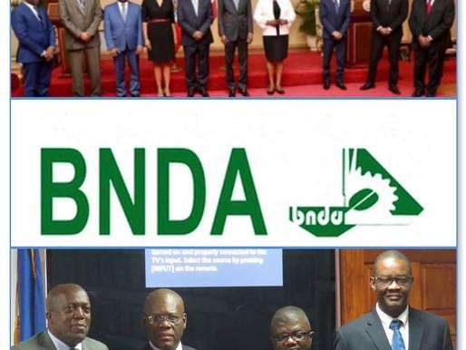 ÉCONOMIE: HAÏTI, INSTAURATION DE LA BANQUE NATIONALE DE DÉVELOPPEMENT AGRICOLE ( BNDA)