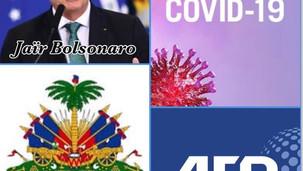 SANTÉ : LE CORONA VIRUS FAIT PLUS D'UN MILLION DE DÉCÈS EN AMÉRIQUE LATINE ET DANS LES CARAIBES
