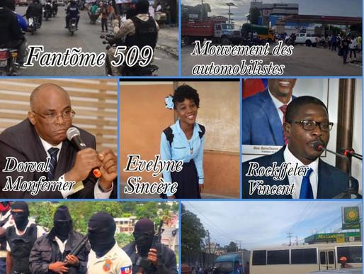 INDIGNATION : DES MOUVEMENTS DE PROTESTATION ENREGISTRÉS, SUITE AU KIDNAPPING SUIVI DE L'ASSASSINAT