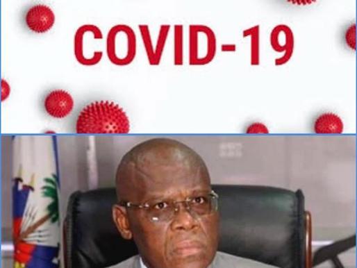 COVID-19: LEVÉE DE L'ÉTAT D'URGENCE SANITAIRE EN HAITI
