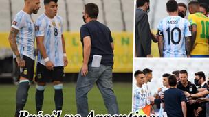 FOOTBALL: LE MATCH BRÉSIL-ARGENTINE, INTERROMPU CE DIMANCHE 5 SEPTEMBRE