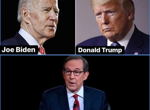 ELECTIONS AMÉRICAINES: LE PREMIER DÉBAT TRUMP-BIDEN, UNE DÉCEPTION