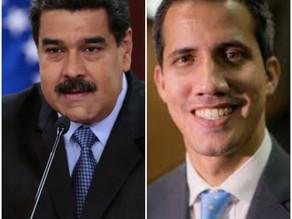 COVID-19, VENEZUELA: UN ACCORD HISTORIQUE ENTRE NICOLAS MADURO ET JUAN GUAIDO