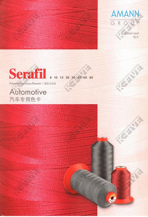 Serafil Automotive サンプル帳貸出(1週間)