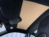 フェラーリ 599 天井貼り直し