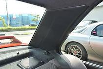 BMW E30 M3 Cピラー張替え