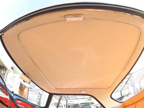 マセラティ 3500GT 天井 張替え 修理 Maserati