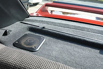 BMW E30 M3 スピーカーボード張替え