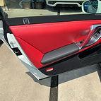 日産 R35 GT-R ドア内張り張替え