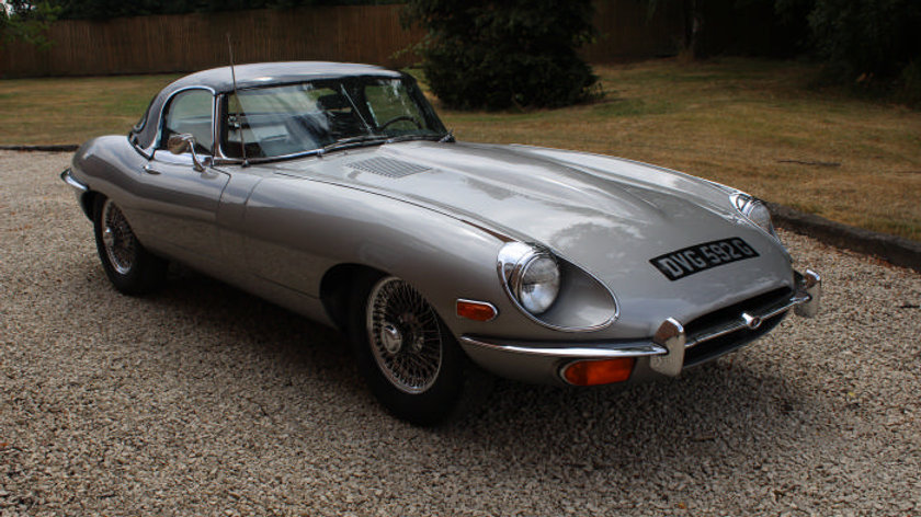 (SOLD) - 1969 Series II Jaguar E Type
