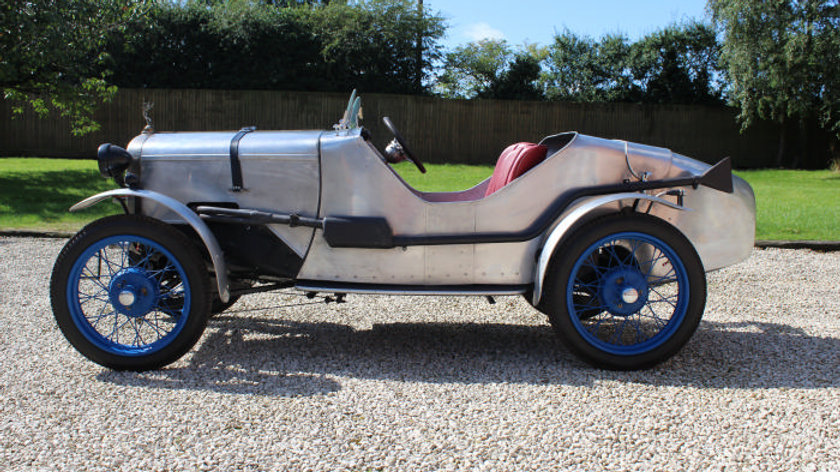 (SOLD) - 1936 Austin 7 Ulster sports
