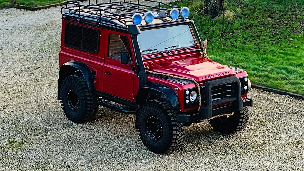 1992 90 200Tdi Defender