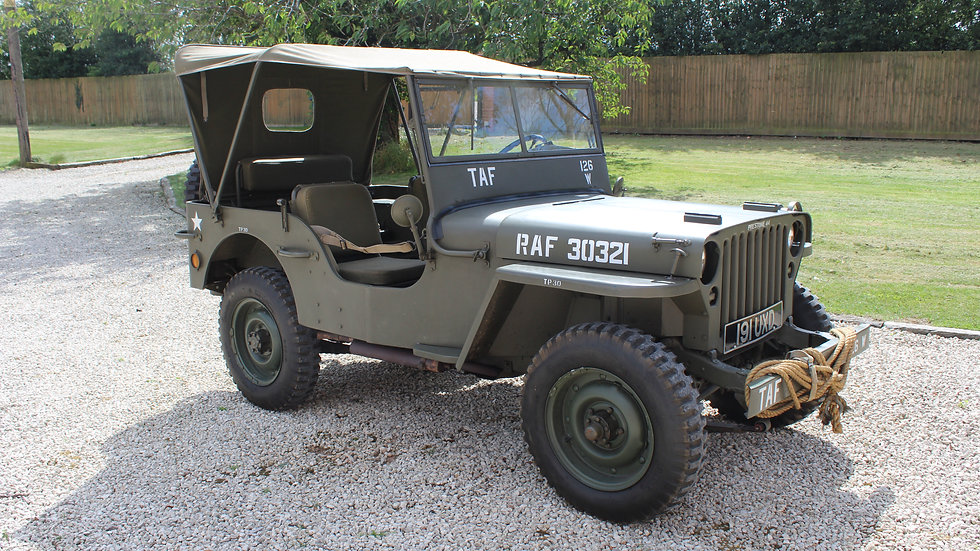 1944 Ford Jeep GPW