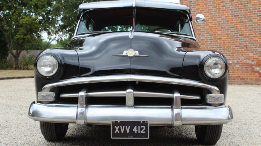 (SOLD) - 1952 Plymouth Concord 218 Cubic inch Flathead