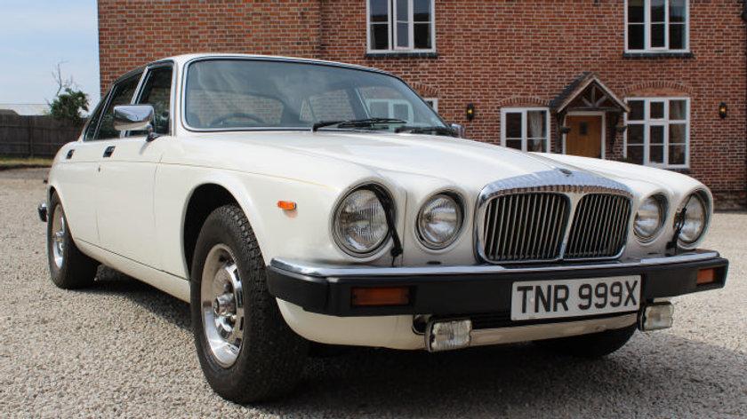 (SOLD) - 1981 Daimler Sovereign LWB Saloon 4.2