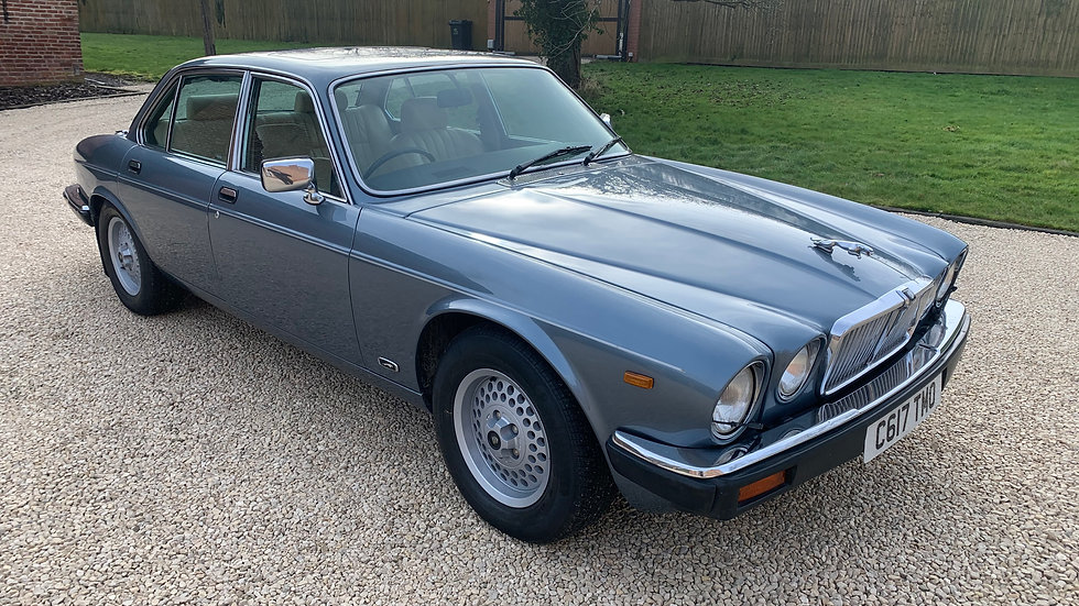 1986 Jaguar Sovereign XJ6 4.2 Auto