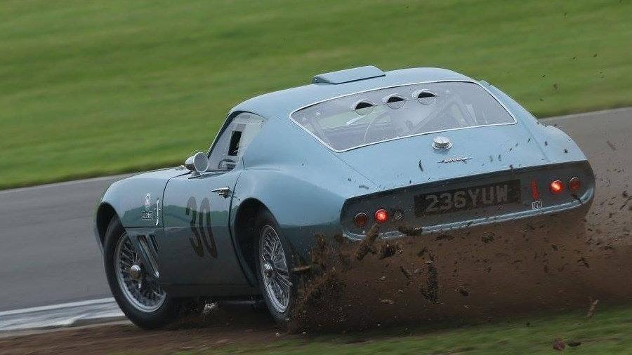 (PERIOD RACE CAR) - 1959 Austin Healey 3000 Mk1Jamaican 285Bhp
