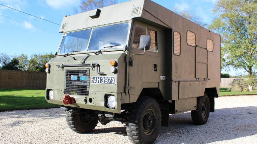 (SOLD) - 1981 101 FC Ambulance