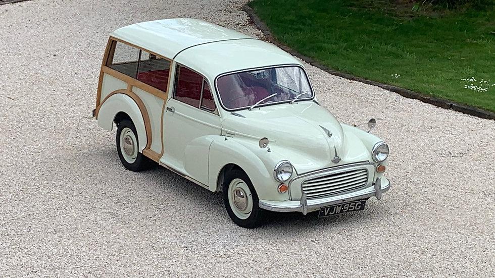 1968 Morris Minor Traveller