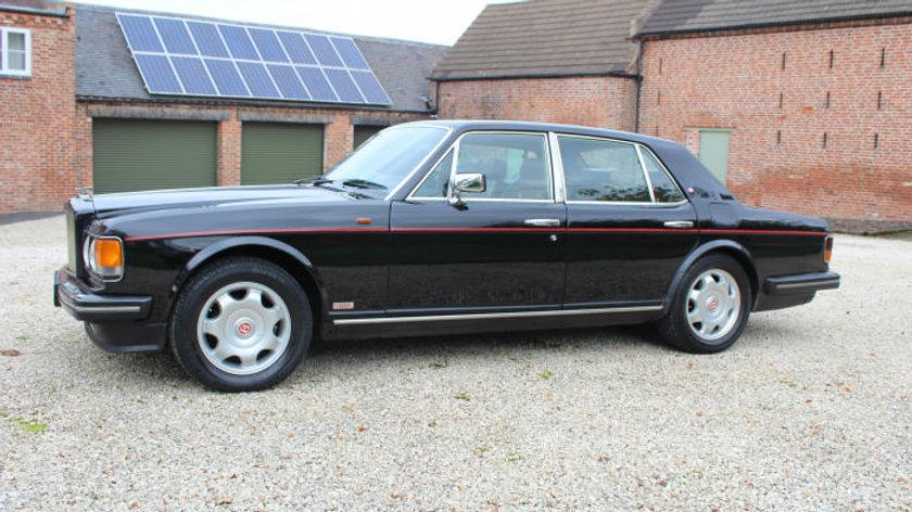 (SOLD) - 1986 Bentley Turbo