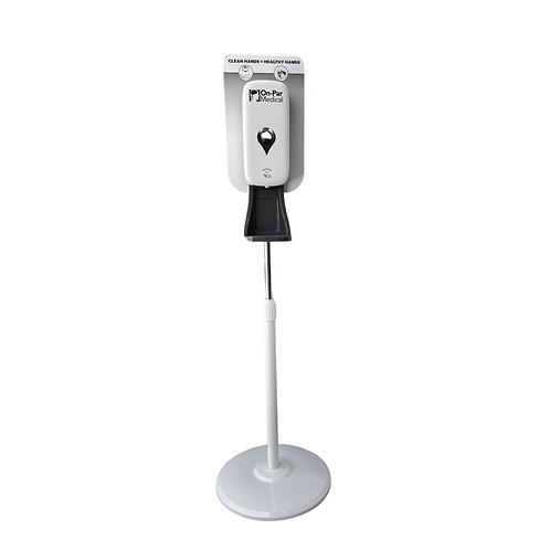 Automatic Hand Sanitizer Dispenser - Floor Unit