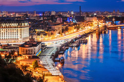 Kyiv River Bank