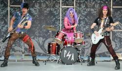 Rori as Drummer