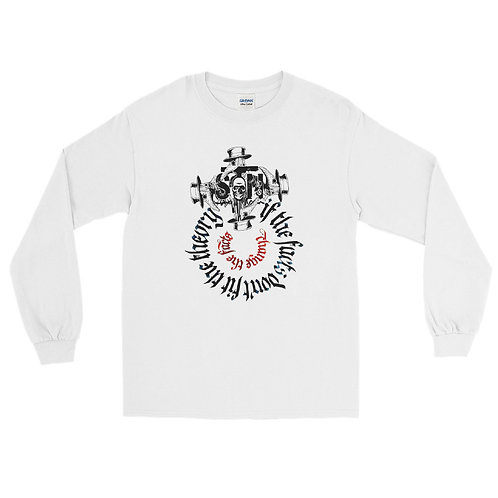 FACTS & THEORY - LONG SLEEVE T-SHIRT