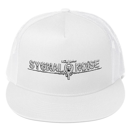 Sygnal To Noise - Snap Trucker Hat