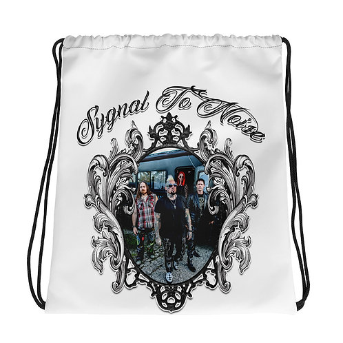 Sygnal To Noise - Drawstring Backpack
