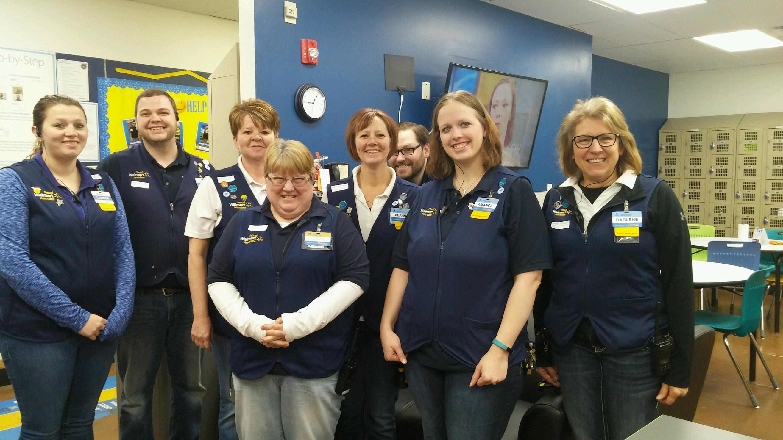 Denim Day - Sioux Center Walmart