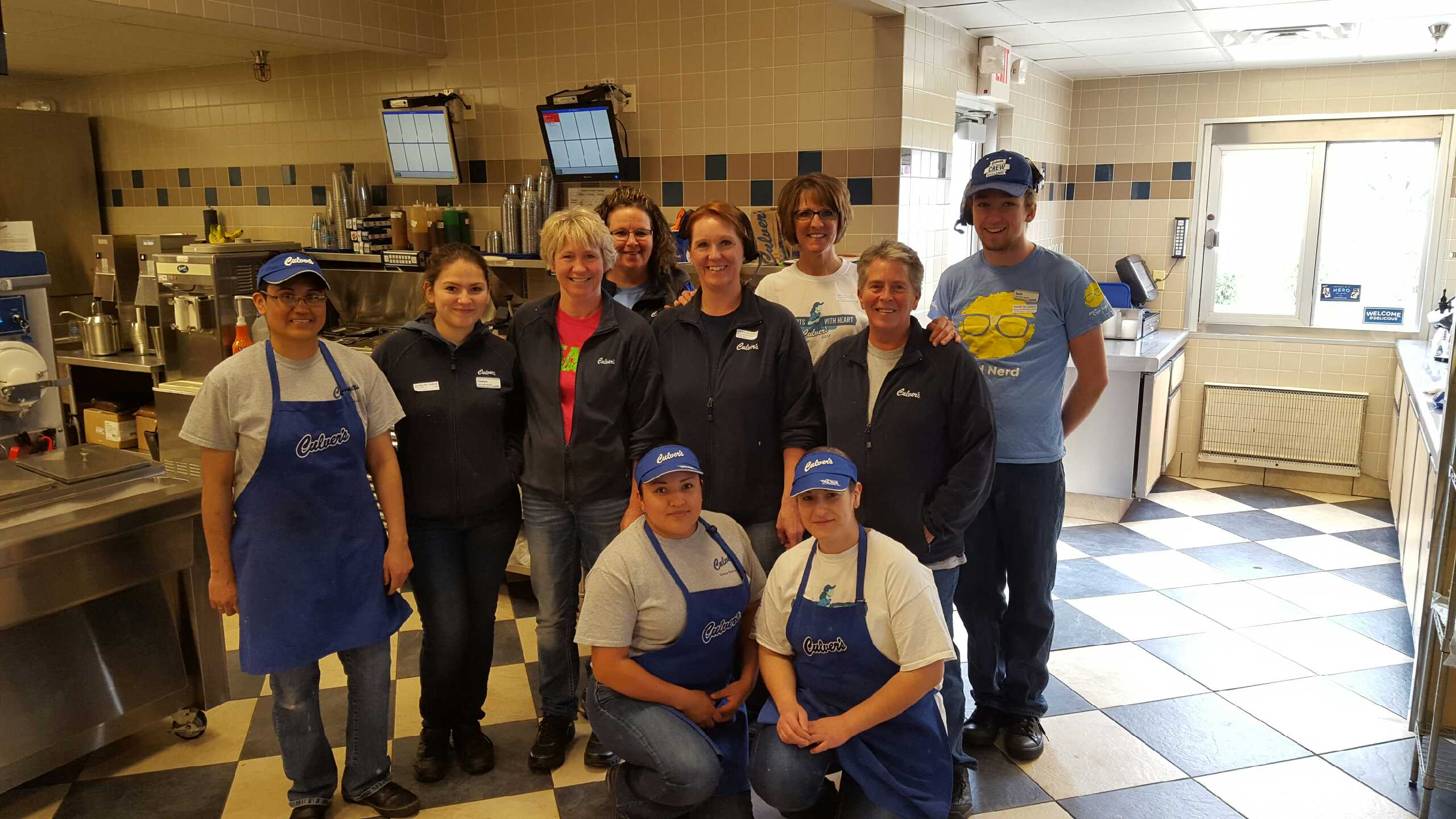 Denim Day - Sioux Center Culvers