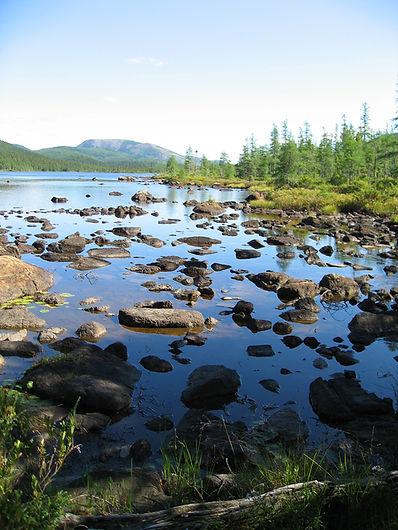 lac en Gaspésie © Upsilon Andromedae Fli