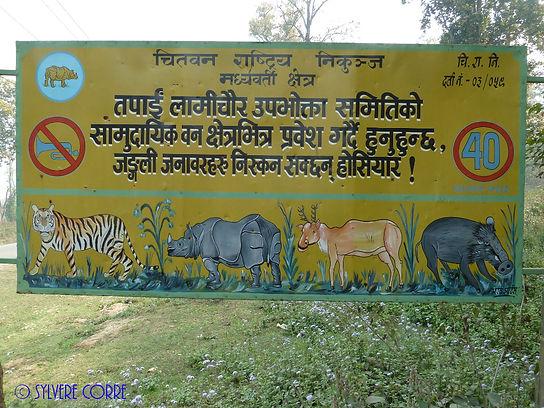 Information_routière_près_de_Chitwan.JPG