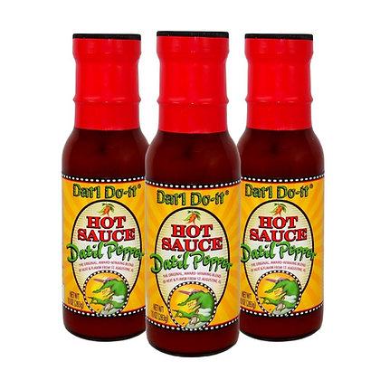 Dat'l Hot Sauce - Case (12)