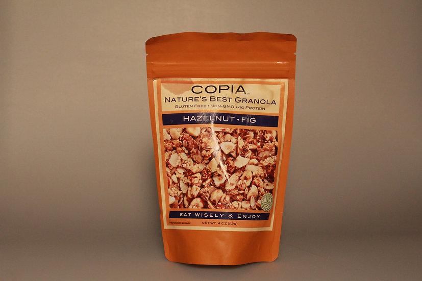Copia Nature's Best granola