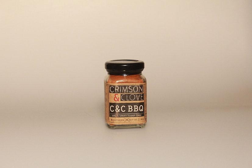 Crimson & Clove Barbecue Sauce