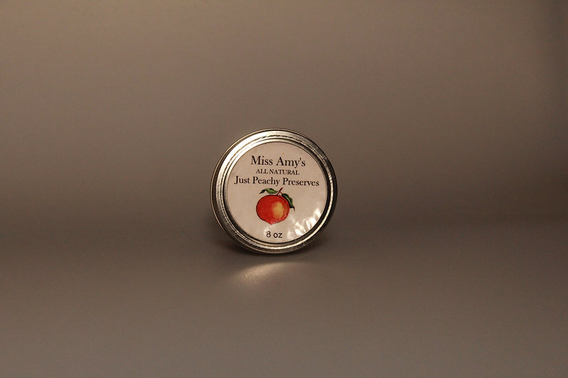 Miss Amy's Just Peachy Preserves