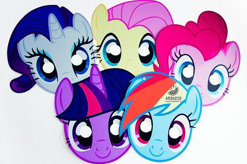 Маска Little Pony