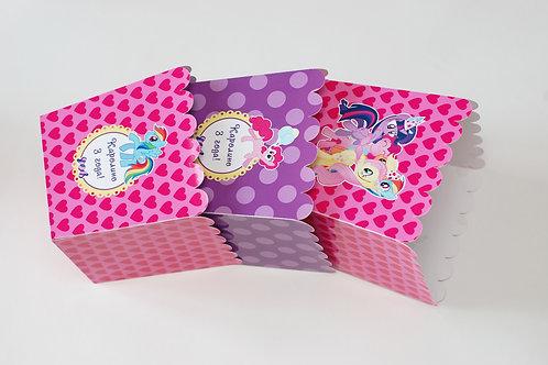 Коробочка для сладостей Little Pony