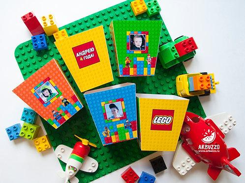 Коробочка для сладостей LEGO