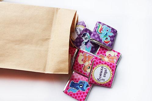 Шоколадка Little Pony 5 гр
