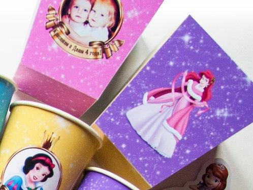 """Коробочка для сладостей """"Принцессы Диснея"""""""