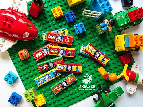 Шоколадка LEGO 20гр